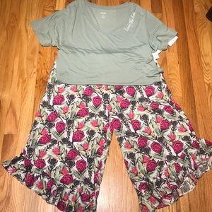NEW Gillian & O'Malley Sleepwear